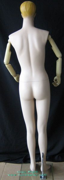 New 59H Female Mannequin with Adjustable Arms S34