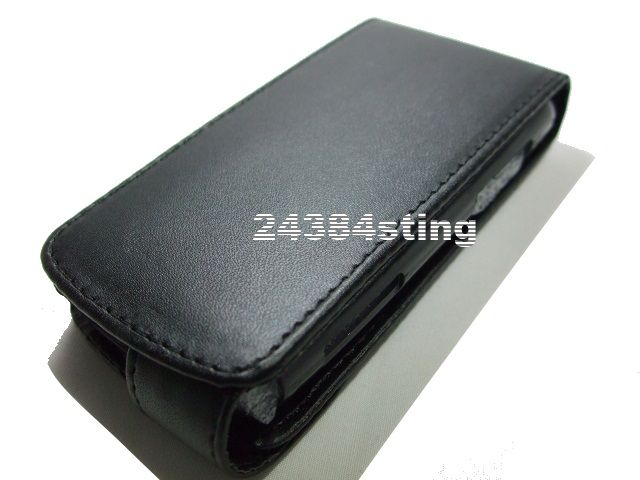 LEATHER FLIP CASE COVER POUCH for LG COOKIE FRESH GS290