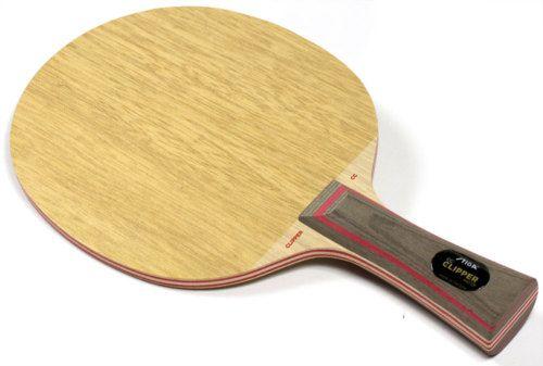 Stiga Clipper CC blade table tennis no rubber Racket