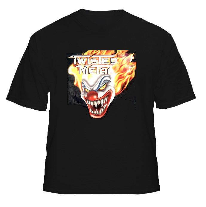 Twisted Metal Sweet Tooth Video Game T Shirt |
